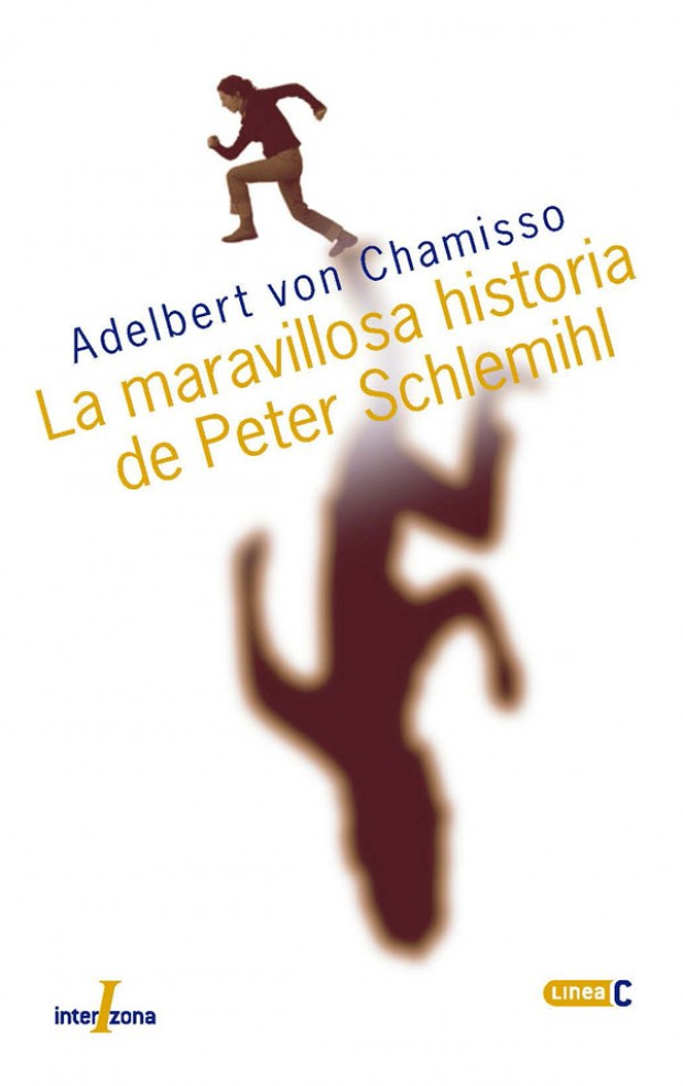 Portada La maravillosa historia de Peter Schlemihl