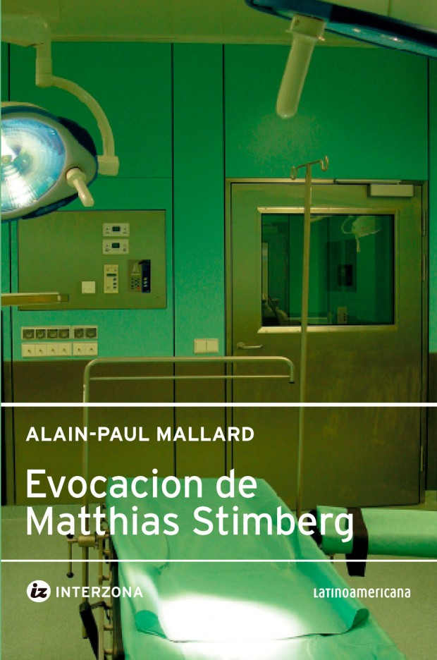 Portada Evocación de Matthias Stimmberg