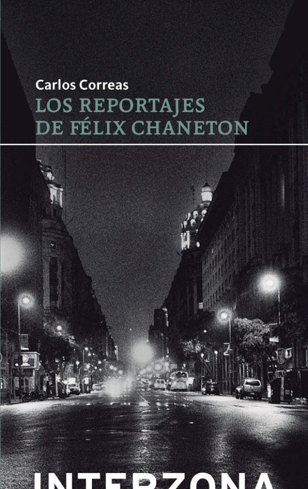 Portada Los reportajes de Félix Chaneton