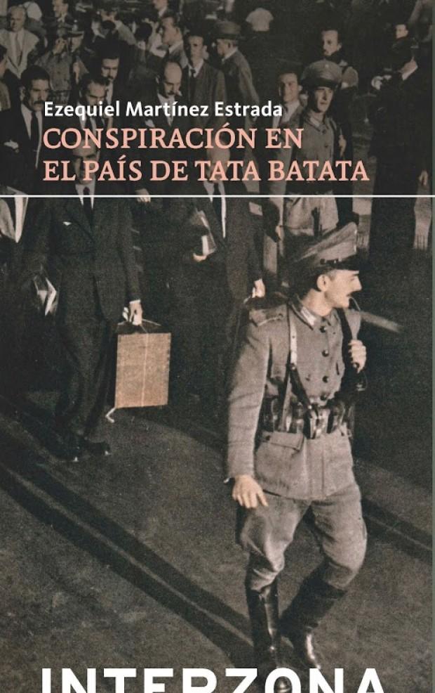Portada Conspiración en el país de Tata Batata