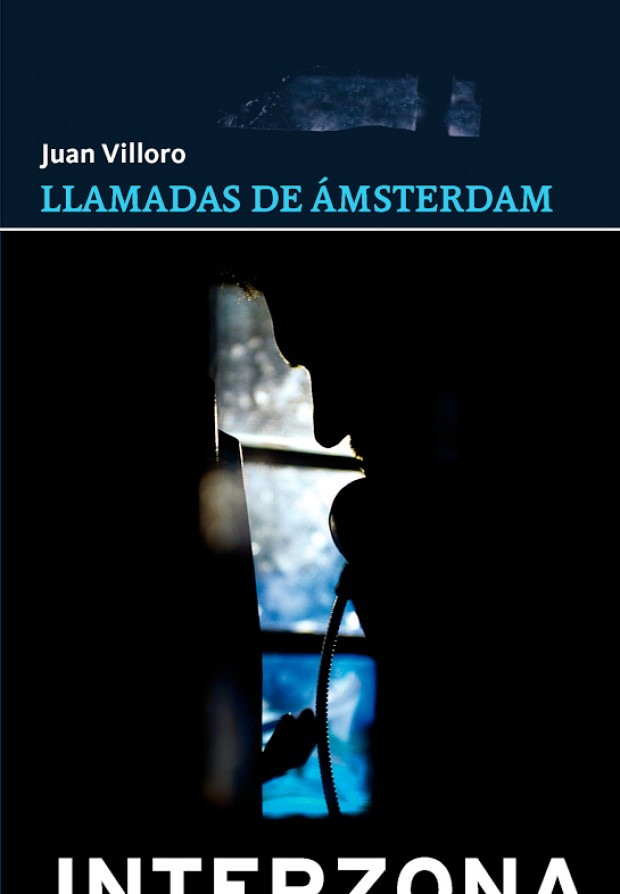 Portada Llamadas de Ámsterdam