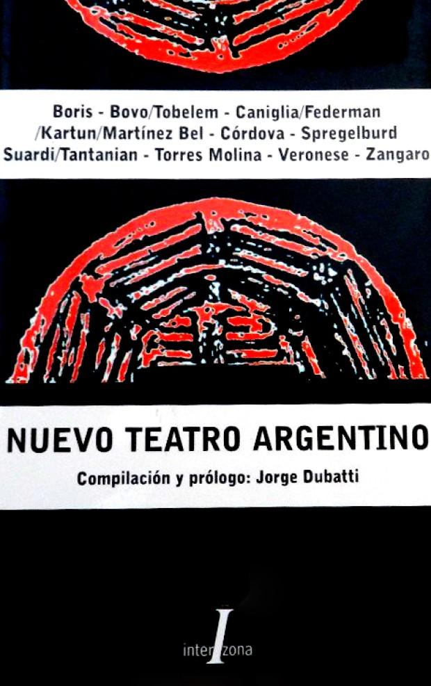 Portada Nuevo teatro argentino