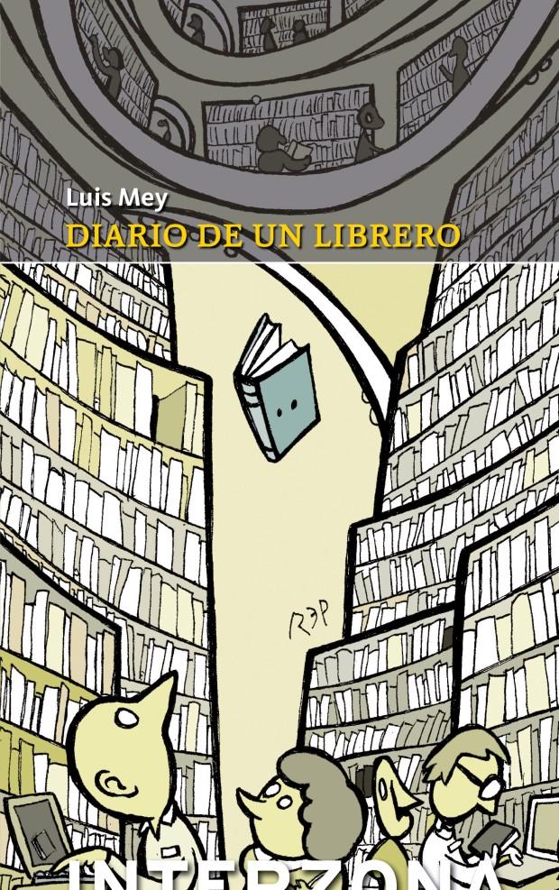 Portada Diario de un librero