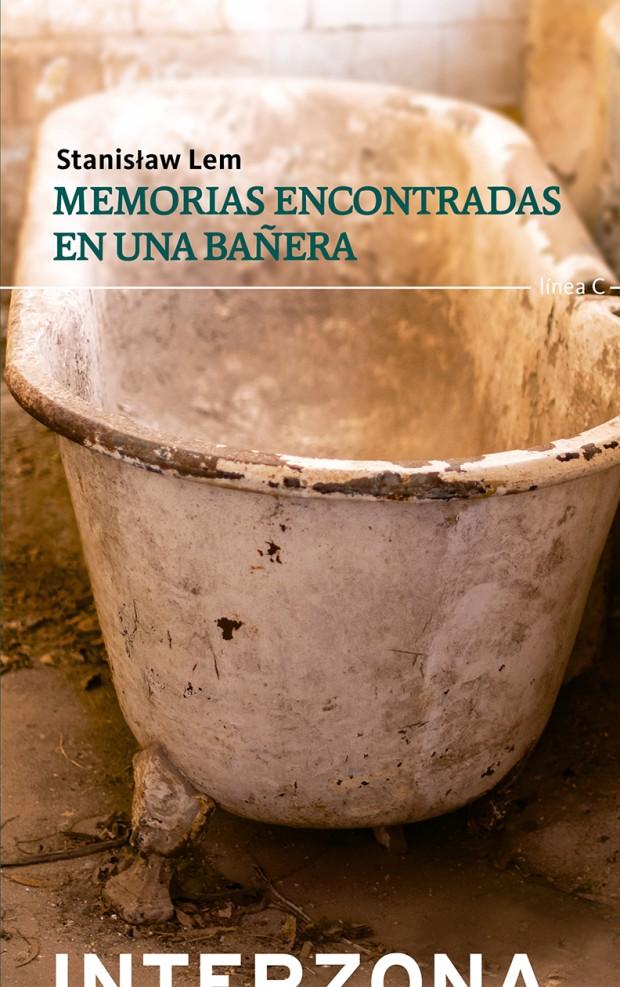 Portada Memorias encontradas en una bañera