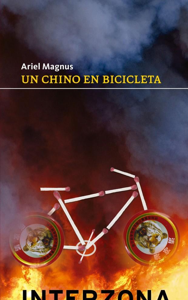 Portada Un chino en bicicleta