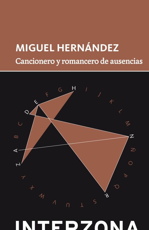 Portada Cancionero y romancero de ausencias