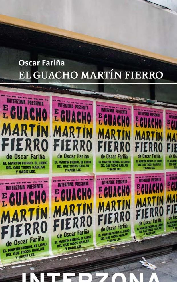 Portada El guacho Martín Fierro