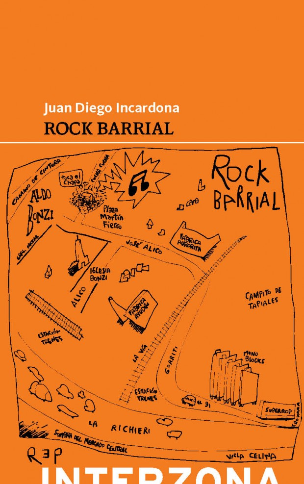 Portada Rock barrial