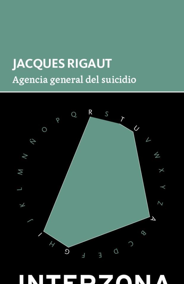 Portada Agencia general del suicidio