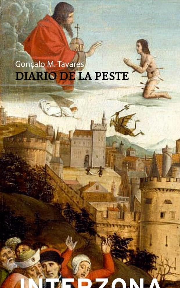 Portada Diario de la peste
