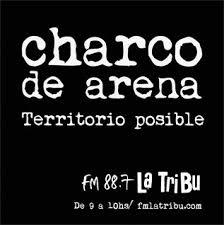 Charco de arena