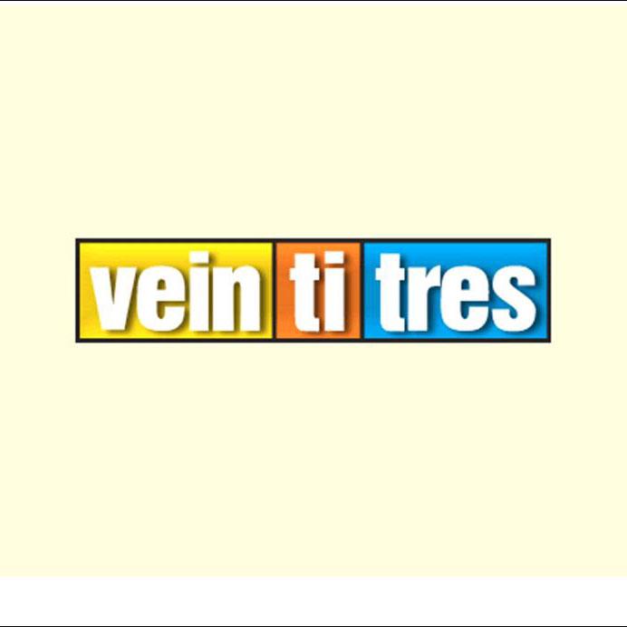 Veintitres